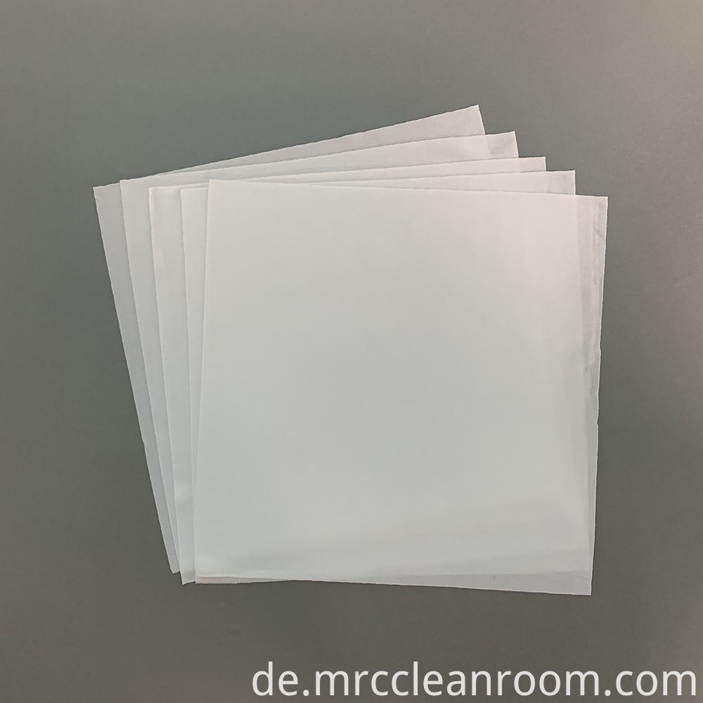Polyester Cleanroom Wipes