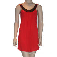 Hot Sale &High Quality Clothing in 2015 Ladies Fashion Sleeveless Sexy Dress