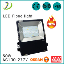 5000lm 120 graders 50W LED Floodlight