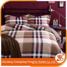 Mode Streifen Stil Bettdecke Designs für Heimtextilien