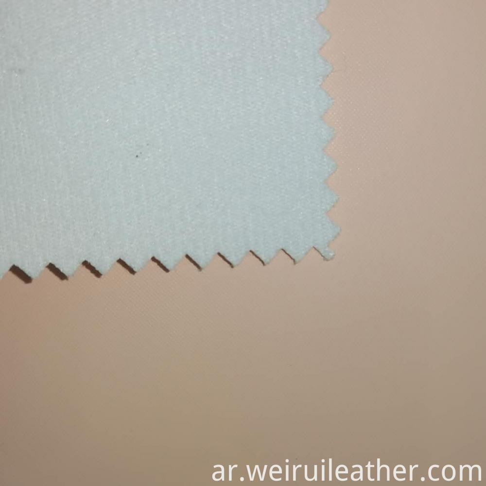 Fine Meshes Pvc Leather
