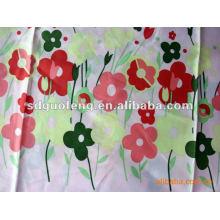 Uni-Druck 100 Viskose Rayon Stoff für Damen Tücher