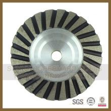 Heiße Verkäufe Sunny Einreihige Turbo Cup Wheel (SY-STCW-55)