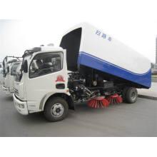 Camión barredora de carreteras Dongfeng 140HP