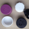 Прессформа ДВОЙНОЙ CAP OEM изготовленная на заказ для токсической жидкостной прессформы крышки впрыски новой конструкции пластичной токсической жидкостной