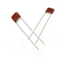 Topmay Miniature Metallized Polyester Film Capacitor 0.001 to 1.0UF