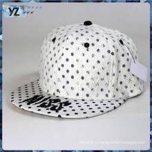 Дизайн собственного шлема Snapback Оптовая Дешевые Snapback крышка