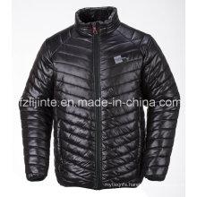 Winter Fake Down Padded Jacket for Men