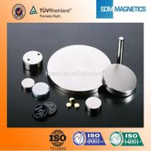 Super strong permanent disc magnet
