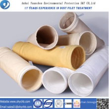 PPS and P84 Dust Collector Filter Bag for Asphalt Mixing Plant