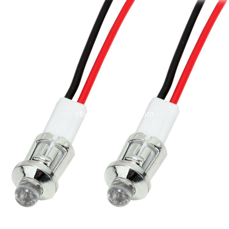 Neon Indicator Light K22 Signal Lamp for Household Appliances