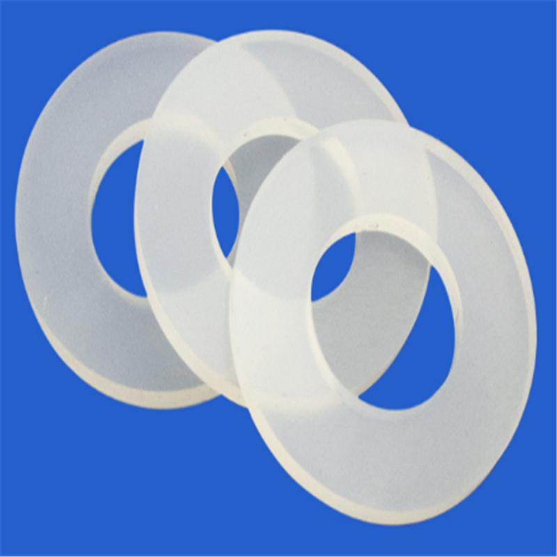 Vmq Ttranslucent Washer Methyl Vinyl Silicone Rubber