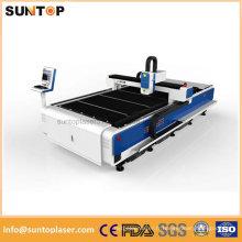 Industrie de la publicité Machine de découpe au laser en métal / Machine à découper au laser à la fine pointe de la technologie