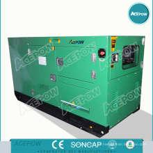 Generadores diésel de 30kw / 40kVA con motor Ricardo