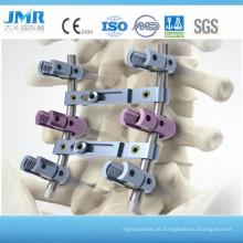 Parafuso de Pedículo Monoaxial de 5.5mm para Fixação Espinal Interna