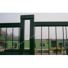 Temporary Wire Mesh Fence - 01