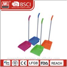 Haixing household colorful plastic dustpan