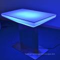 levou o mobiliário iluminação LED controle remoto mudando de cor usado mobília da barra