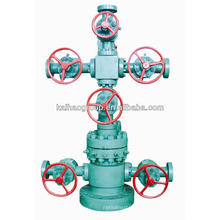 API 6A tête de puits et arbre de Noël pour forage pétrolier