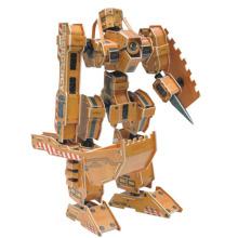 3D CE Puzzle Robert Toy
