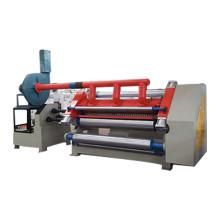 Single facer corrugated making machine/cardboard flute making machine