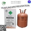 Gaz de réfrigérant de cylindre de la répétition / non-réutilisable de haute qualité 404a à vendre