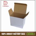 Herstellung der äußeren recyclebaren Fabrikkartonkastenherstellung der Berufsfertigung