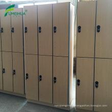 phenolic hpl gym lockers with keypad cam lock