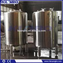 Sistema CIP de cervecería de acero inoxidable