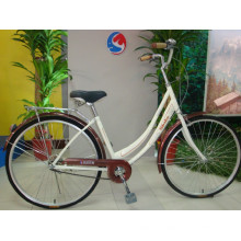Bicicletas de adulto de venta caliente de color marfil (FP-LDB-019)