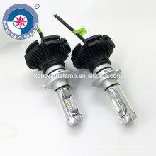 12V X3 Car Lighting 12V Led Headlight H7
