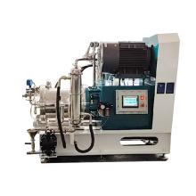 Machine de broyage fluide pour encres d'imprimerie