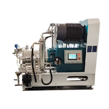 Fluid grinder machine for printing inks