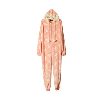 Pyjama-Overall für Damen