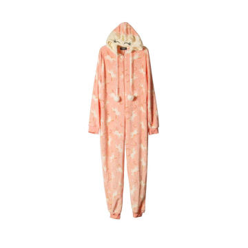 Женский пижамный комбинезон без ног