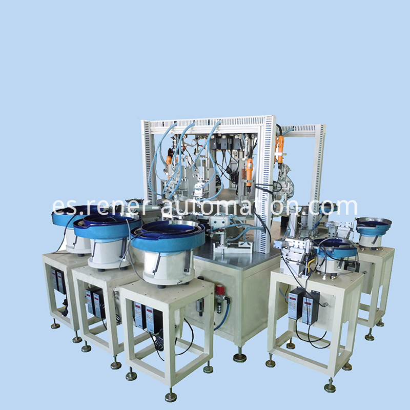 Assembly Machine For Plastic