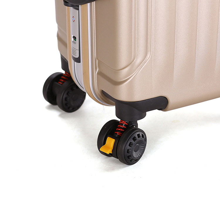 ABS Hard Shell Trolley Luggage for Business Travel14