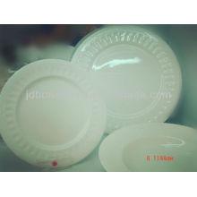 Super calidad en relieve restaurant hotel royal multa porcelana hueso china