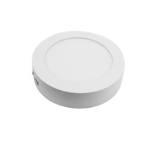 Surface Round LED Panel Light-18W-1300lm PF>0.9 Ra>80