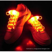 OEM Fashion Flashing Colorful LED Shoes Lace Shoelace