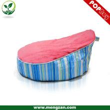 Silla de beanbag de niño perezoso para dormir bebé