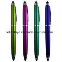 Пластичная ручка касания, ручка Stylus нового проекта (LT-C454)