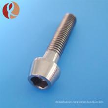 Comeplay high quality titanium bike parts titanium screw titanium bolt Fasteners with OEM service