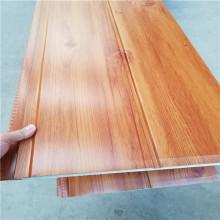 Isolation décorative extérieurePanneaux muraux aspect bois