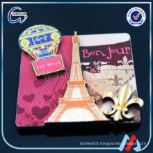 Eiffel Tower 2d las vegas fridge magnet