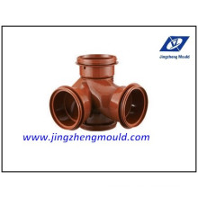 All Kinds of Plastic Fittings Mold/PVC Fitting Mold China Manufacturer