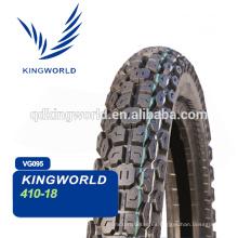 Neumáticos para motocicletas y tubos interiores, neumáticos para motocicletas y tubos 4.10-18 Elección de calidad