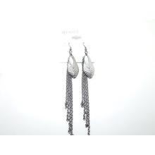 Chaîne longue boucle d'oreille Corée Design nouveaux bijoux fantaisie