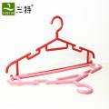 PP Child Kids Plastic Clothes Hanger Outdoor