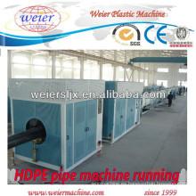 Máquinas de extrusión de tubería de polietileno de alta densidad PE PP PPR